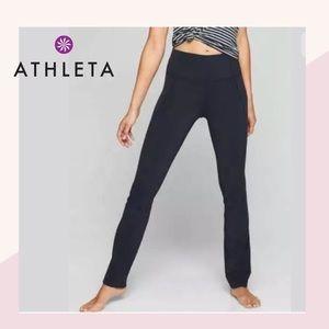 Athleta powervita straightleg leggings ST